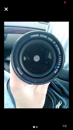Canon lense 24-105 is stm for Sale in Wheat Ridge,  CO