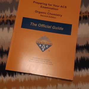 ACS Exam Organic Chem Guide for Sale in Fairfax, VA