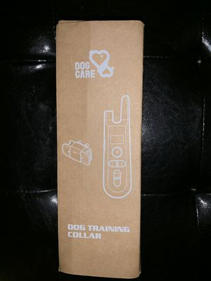 Dog Training Collar for Sale in COLD SPRGS HI, KY