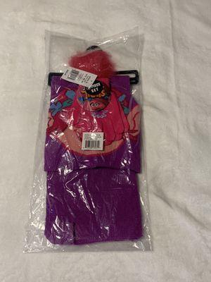 Trolls winter set girls $13 new for Sale in Bakersfield, CA