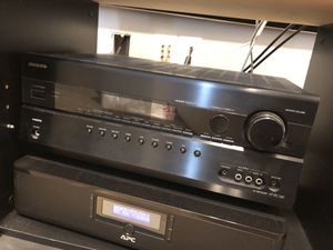 Onkyo HT-RC160 RT 7.1 home theater receiver for Sale in Duluth, GA