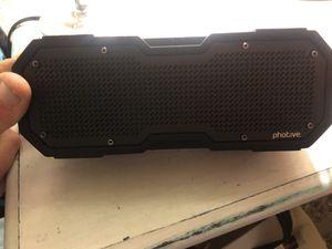 Photive Cyren II Portable Waterproof Bluetooth Speaker Outdoor Shockproof for Sale in Avondale, AZ