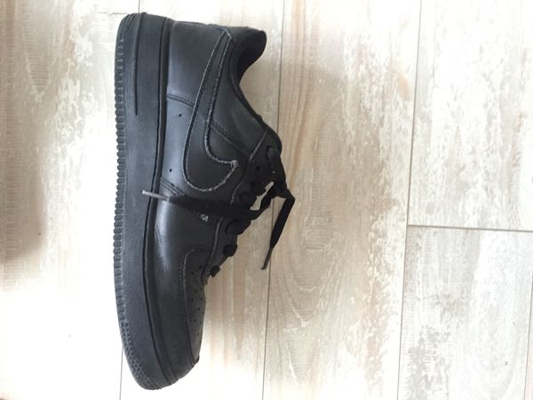Air forces size 7.5