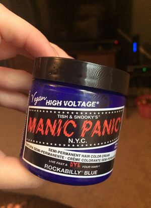 Manic panic hair mask for Sale in Framingham, MA