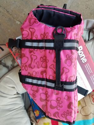 Small dog life vest for Sale in Citrus Heights, CA