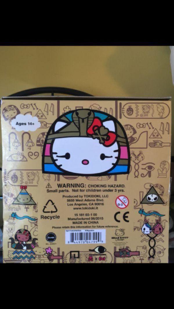 Hello kitty tokidoki