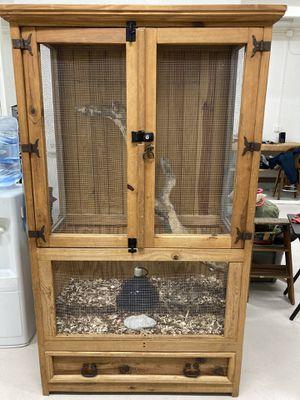 Reptile enclosure for sale for Sale in Vallejo, CA