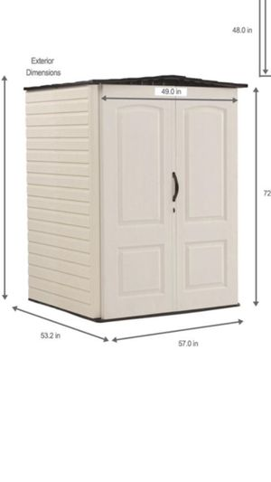 Rubbermaid Shed for Sale in Santa Ana, CA