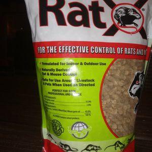 RatX Rat Poison for Sale in Brooksville, FL