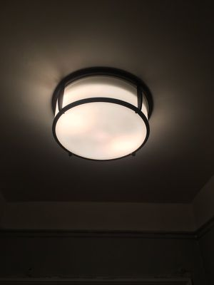 Ceiling light fixture for Sale in Queens, NY
