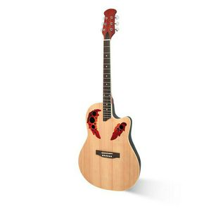 NEW ROUND BACK GUITAR DESIGNED FOR WOMEN for Sale in Duluth, GA