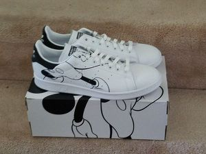 Size 9.5 Women Adidas Mickey Mouse for Sale in Silver Spring, MD