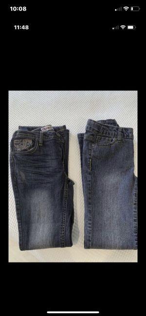 Girls jeans pants for Sale in Boca Raton, FL