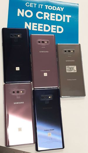 Samsung Galaxy Note 9 unlocked for Sale in Everett, WA