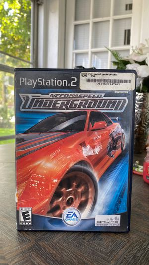 Need For Speed Underground (Ps2) for Sale in District Heights, MD