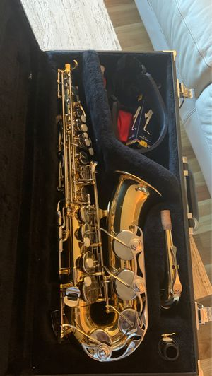 Yamaha yas-26 alto saxophone for Sale in Franklin, MA