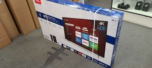 """55"""" TCL 4k UHD Smart Roku HDR LED tv for Sale in San Diego, CA"""