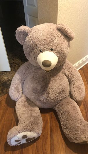 Large Teddy Bear for Sale in N REDNGTN BCH, FL