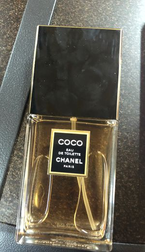 Coco Chanel perfume/tester for Sale in Corona, CA