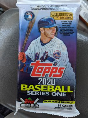 Tops 2020 Baseball Series One 34 Cards - Multiple Available for Sale in Irvine, CA