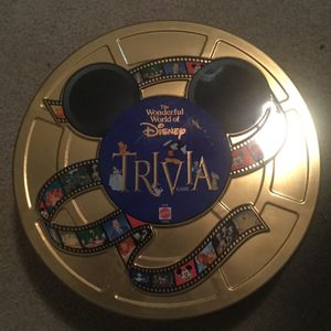 Rare: The wonderful World Of Disney Trivia for Sale in Katy, TX