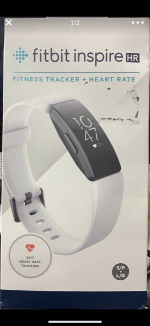 Fitbit inspire HR for Sale in Hollywood, FL