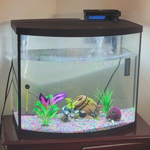 25 Gallon Fish Tank For Sale Only for Sale in Kent, WA
