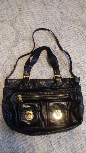 Oversized Marc Jacobs leather double wear bag for Sale in Arvada, CO