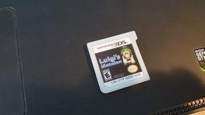 Luigis Mansion for Nintendo 3DS for Sale in Philadelphia, PA