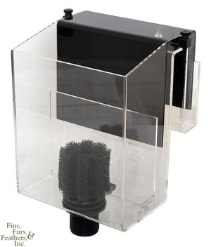 Hang On Back Overflow Box CS100 Reef Tank for Sale in Margate, FL