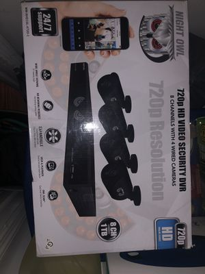 Night Owl 720 HD Video Security DVR Camera for Sale in Reading, PA