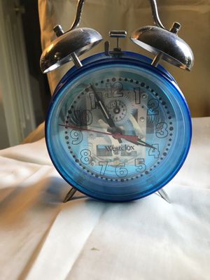 Westclox wind-up alarm clock for Sale in Enola, PA