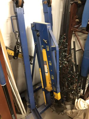Goodyear engine hoist for Sale in Gilbert, AZ