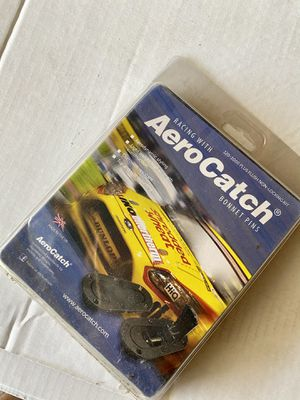 AeroCatch Hood Pins for Sale in Los Angeles, CA