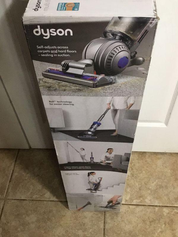 Brand New Dyson Light Ball Multi Floor Bagless Upright Vacuum Cleaner 221785-01