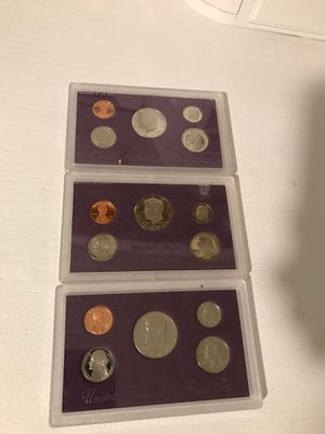 US proof sets . Coins. for Sale in Encinitas, CA