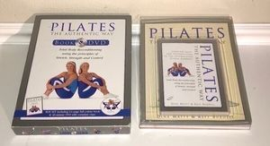 New Open Box Pilates Book and DVD just $5 for Sale in Port St. Lucie, FL