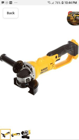 Dewalt Grinder for Sale in Lenexa, KS