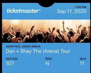 Dan and Shay Concert Tickets for Sale in Henrico, VA