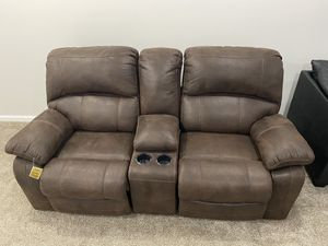 Love seat Recliner!! Brand New!!! for Sale in Laurel, MD