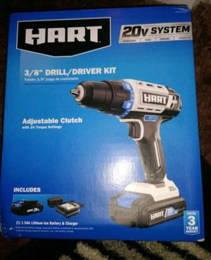 Hart Drill 20V for Sale in South Gate, CA