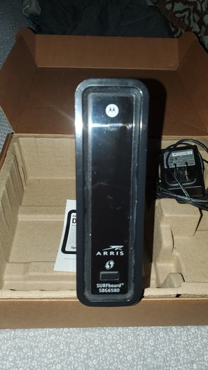 Modem/router for Sale in Grand Prairie, TX