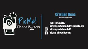 Photobooth for your events! for Sale in San Diego, CA