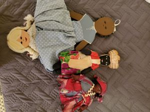 Vintage dolls for Sale in Hamilton Township, NJ