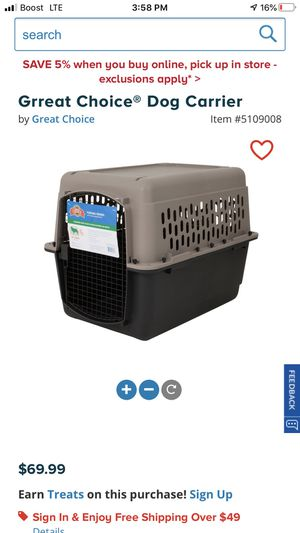 Dog Crate for Sale in Fort McDowell, AZ