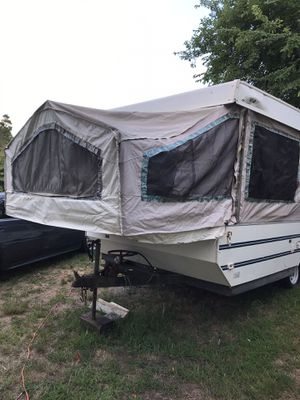 AWESOME POP UP CAMPER everything works must go first come takes it trades welcome for Sale in Cranston, RI