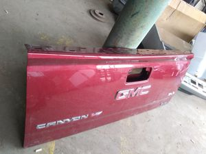 2004-12 GMC CANYON,TAILGATE. for Sale in Irving, TX