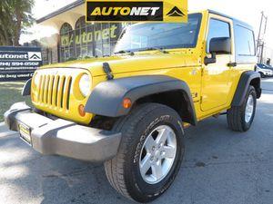 2008 Jeep Wrangler for Sale in Dallas, TX
