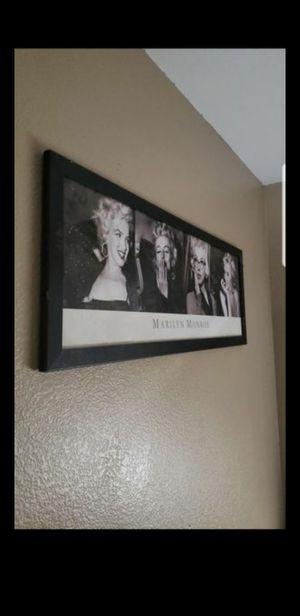 Marilyn Monroe collage for Sale in Las Vegas, NV