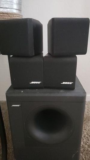 Bose surround sound speakers for Sale in Phoenix, AZ